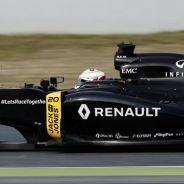 Kevin Magnussen cree que Renault tiene una muy buena base - LaF1