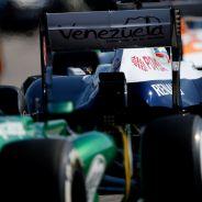 Pastor Maldonado y su FW35, en el pelotón de Estados Unidos - LaF1