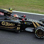 Maldonado espera a la confirmación de su nuevo compañero en Lotus - LaF1