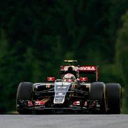 Pastor Maldonado en Austria - LaF1