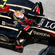 Pastor Maldonado en el Gran Premio de Malasia - LaF1