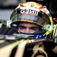Pastor Maldonado carga contra la prensa para defender su imagen - LaF1