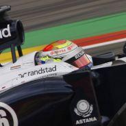 Pastor Maldonado sube una posición en la parrilla de Monza - LaF1