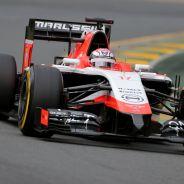 Jules Bianchi en el pasado Gran Premio de Australia - LaF1