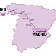 Peugeot-Citroën prueba su coche autónomo de Vigo a Madrid