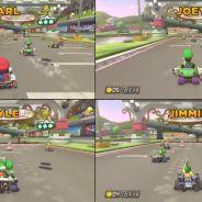Cuatro pilotos profesionales de la Nascar juegan a Mario Kart en el Show de Jimmy Fallon - SoyMotor.com