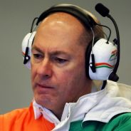 Mark Smith en su época en Force India - LaF1.es