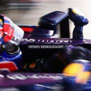 Mark Webber sale de boxes - LaF1