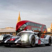 El Porsche 919 Hybrid LMP1 de Mark Webber se pasea por Londres - SoyMotor.com