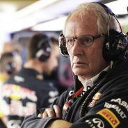 Helmut Marko en el box de Red Bull - LaF1