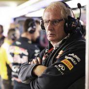 Marko está molesto con las palabras de Vettel - SoyMotor