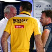 ¿Está la relación de Red Bull y Renault cerca de romperse? - LaF1