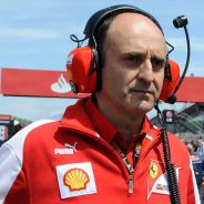 Luca Marmorini, ex jefe de motores de Ferrari