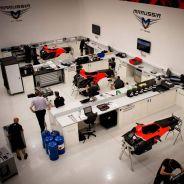 Sede de Marussia - LaF1