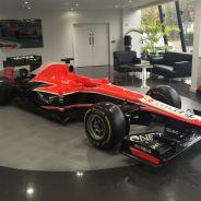 Marussia subastará todo su equipamiento a mediados de diciembre - LaF1