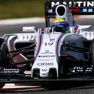 Felipe Massa con el FW37 - LaF1