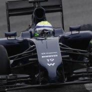 Felipe Massa a los mandos del Williams FW36 - LaF1