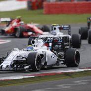 Los Williams empezaron como un tiro en Silverstone, pero luego se diluyeron - LaF1
