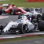 Felipe Massa a bordo del Williams - LaF1.es