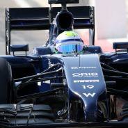 Felipe Massa en el Pit Lane de Baréin - LaF1
