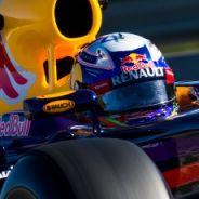 Sebastian Vettel en los test de Jerez - LaF1