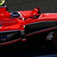 Max Chilton al volante de su Marussia - LaF1