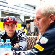 Marko alaba a Verstappen tras su fichaje por Red Bull - LaF1