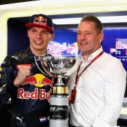 Jos Verstappen da las claves de la victoria de su hijo - LaF1