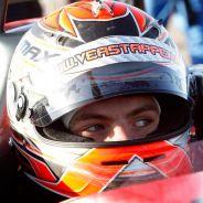 Lammers cree que Verstappen está listo para debutar en la F1