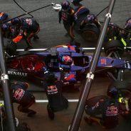 Max Verstappen durante la pretemporada - LaF1