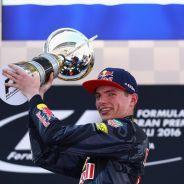 Max Verstappen fue el hombre más feliz del día - LaF1