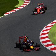 Red Bull ha estado claramente por delante de Ferrari en las dos últimas carreras - LaF1