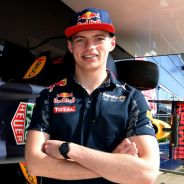 Verstappen ya luce los colores de Red Bull - LaF1