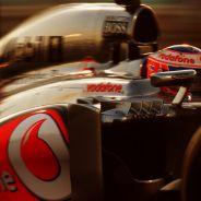 Jenson Button en el Gran Premio de Abu Dabi - LaF1