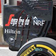 Detalle del McLaren en Austria - LaF1