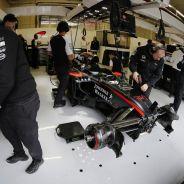 Box de McLaren - LaF1.es