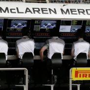 La alineación de McLaren, en punto muerto tras la reunión de accionistas