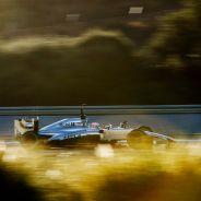 Jenson Button y el MP4-29 en los test de Jerez - LaF1