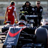 Jenson Button en Abu Dabi - LaF1