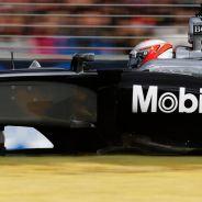 Kevin Magnussen durante el pasado Gran Premio de Australia - LaF1