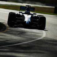 Jenson Button en el Albert Park de Melbourne - LaF1