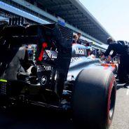 McLaren quiere que se aclare la polémica respecto a los neumáticos - LaF1