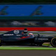 Stoffel Vandoorne, hoy en Silverstone - LaF1