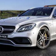 El coche médico oficial de la F1