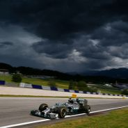 Nico Rosberg en el Gran Premio de Austria - LaF1