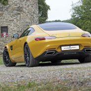 Posaidon se ha centrado en mejorar las prestaciones de este Mercedes-AMG GT - SoyMotor