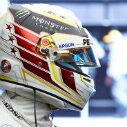 Lewis Hamilton en Bakú - laF1