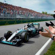 Lewis Hamilton, vencedor del Gran Premio de Canadá - LaF1