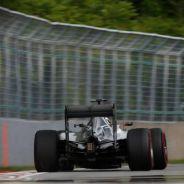 Uno de los Mercedes en Canadá - LaF1.es