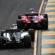 Mercedes y Ferrari ostentan un gran poder político en la jerarquía actual de los equipos - LaF1
